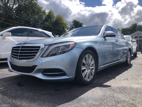 2014 Mercedes-Benz S-Class for sale at Top Line Import in Haverhill MA