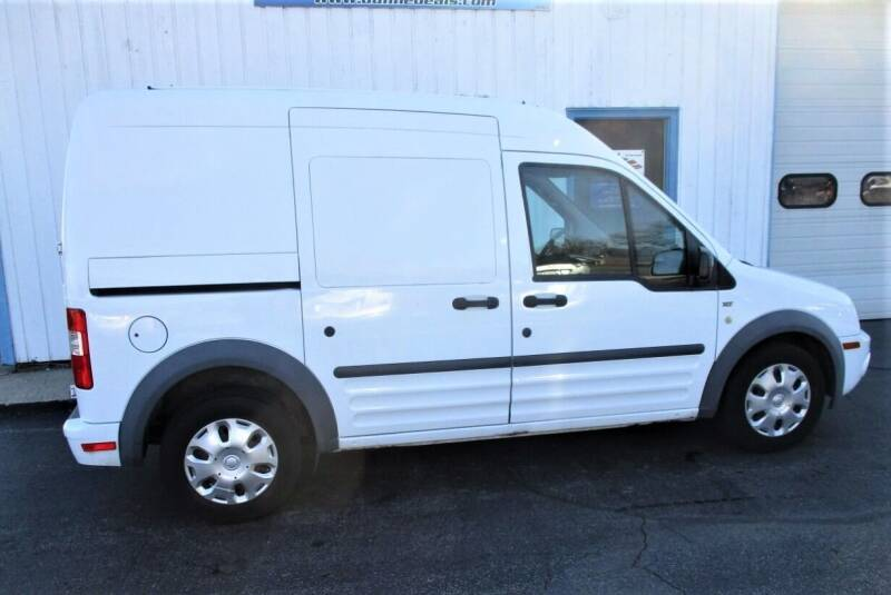 2012 Ford Transit Connect XLT 4dr Cargo Mini-Van w/o Side and Rear Glass - Crystal Lake IL