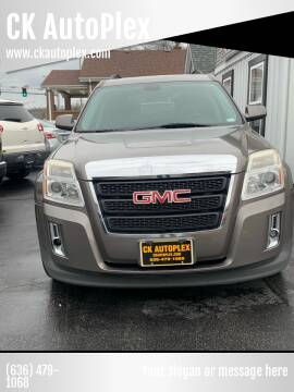2011 GMC Terrain for sale at CK AutoPlex in Crystal City MO