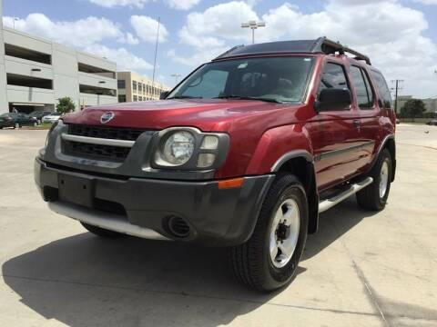 2004 Nissan Xterra for sale at John 3:16 Motors in San Antonio TX