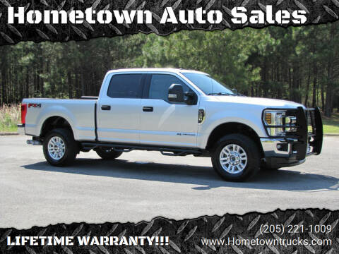 2019 Ford F-250 Super Duty for sale at Hometown Auto Sales - Trucks in Jasper AL