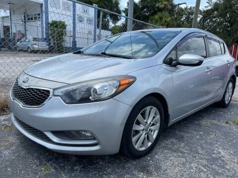 2015 Kia Forte5 for sale at Always Approved Autos in Tampa FL