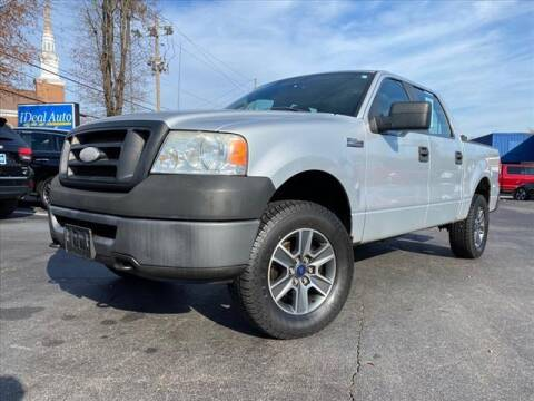 2008 Ford F-150 for sale at iDeal Auto in Raleigh NC