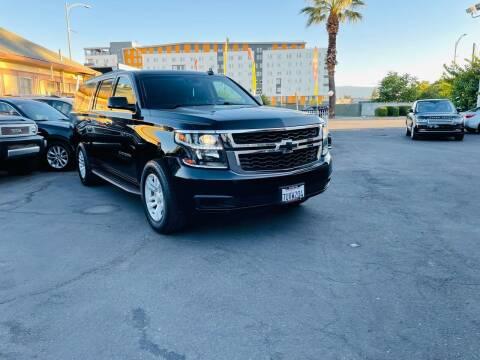 2015 Chevrolet Suburban for sale at Ronnie Motors LLC in San Jose CA