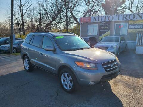 2007 Hyundai Santa Fe for sale at Auto Tronix in Lexington KY
