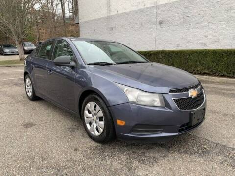 2014 Chevrolet Cruze for sale at Select Auto in Smithtown NY