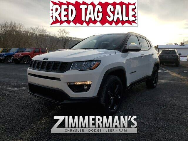 2021 Jeep Compass for sale in Sunbury, PA