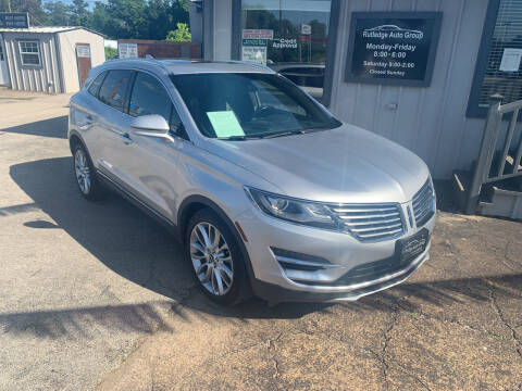2015 Lincoln MKC for sale at Rutledge Auto Group in Palestine TX