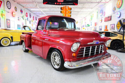 1956 Chevrolet Apache for sale at Classics and Beyond Auto Gallery in Wayne MI