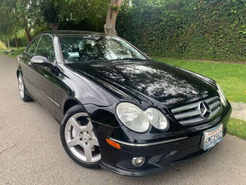 2009 Mercedes-Benz CLK for sale at Car Lanes LA in Glendale CA