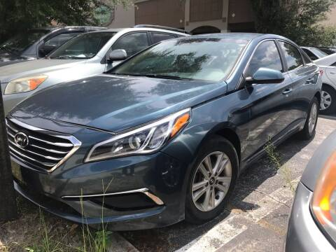 2015 Hyundai Sonata for sale at Popular Imports Auto Sales in Gainesville FL