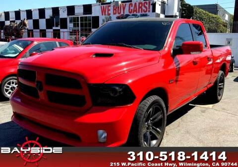 2014 RAM Ram Pickup 1500 for sale at BaySide Auto in Wilmington CA