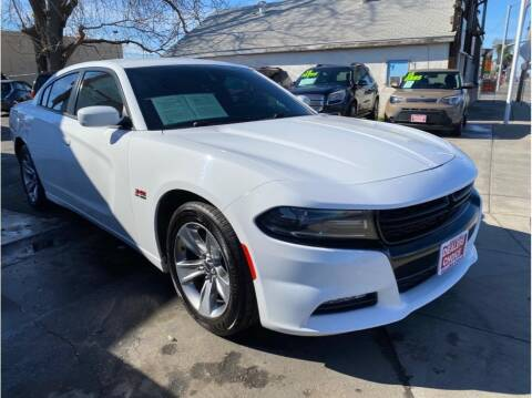 2015 Dodge Charger for sale at Dealers Choice Inc in Farmersville CA