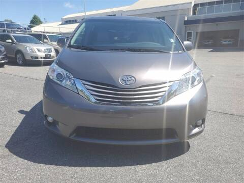 2015 Toyota Sienna for sale at Southern Auto Solutions - Acura Carland in Marietta GA