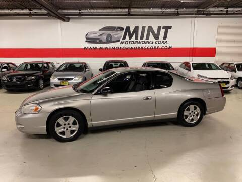2006 Chevrolet Monte Carlo for sale at MINT MOTORWORKS in Addison IL