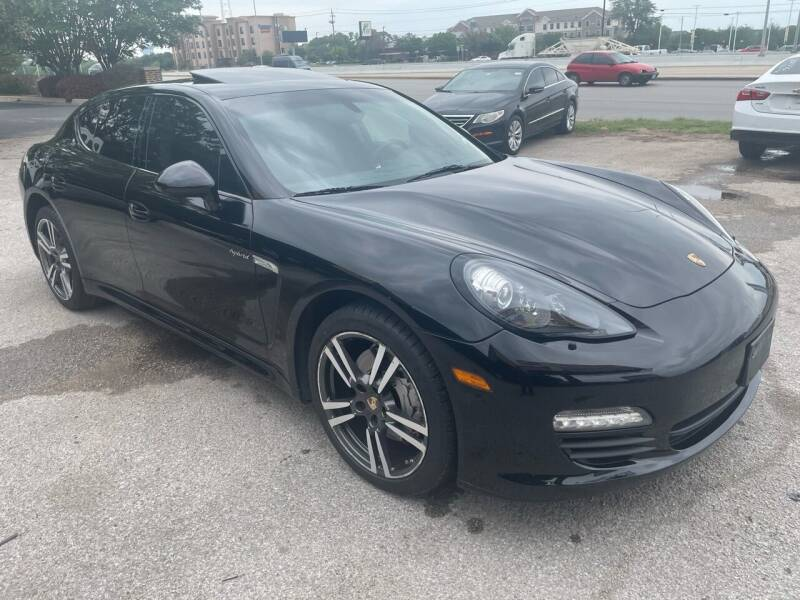 2012 Porsche Panamera for sale at Austin Direct Auto Sales in Austin TX