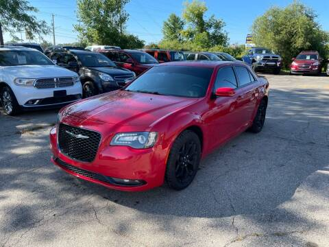 2015 Chrysler 300 for sale at Dean's Auto Sales in Flint MI