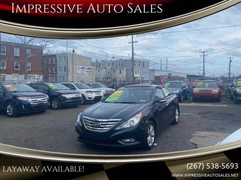 2011 Hyundai Sonata for sale at Impressive Auto Sales in Philadelphia PA