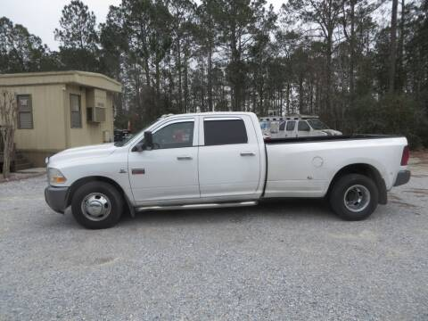 2011 RAM Ram Pickup 3500 for sale at Ward's Motorsports in Pensacola FL