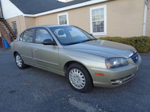 2005 Hyundai Elantra for sale at Liberty Motors in Chesapeake VA