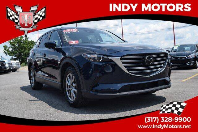 2018 Mazda CX-9 for sale at Indy Motors Inc in Indianapolis IN