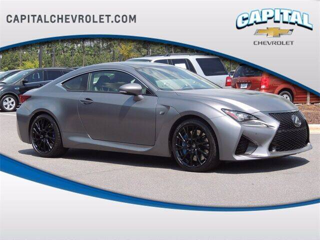 2019 Lexus RC F for sale in Wake Forest, NC