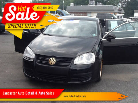 2006 Volkswagen Jetta for sale at Lancaster Auto Detail & Auto Sales in Lancaster PA