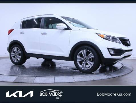 2014 Kia Sportage for sale at Bob Moore Kia in Oklahoma City OK