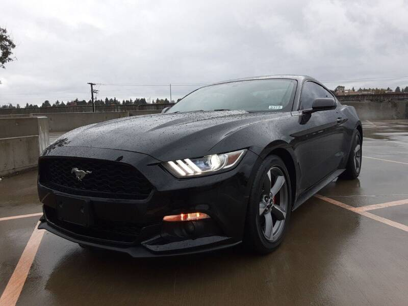 2015 Ford Mustang for sale at METROPOLITAN MOTORS in Kirkland WA
