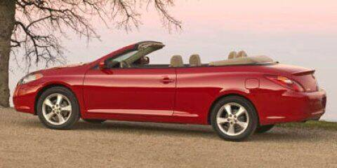 2006 Toyota Camry Solara for sale at HILAND TOYOTA in Moline IL