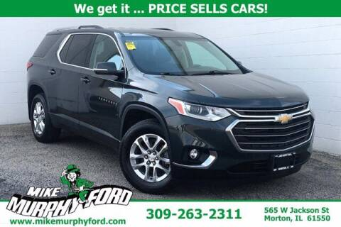 2018 Chevrolet Traverse for sale at Mike Murphy Ford in Morton IL