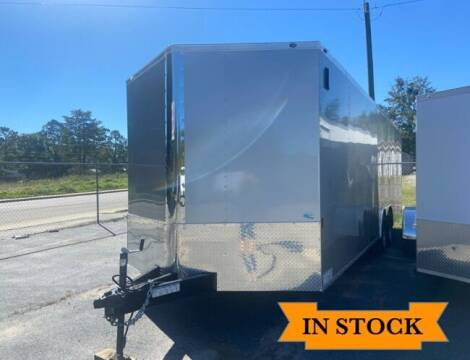 2021 FR 8.5 x 24 TA 3 for sale at Grizzly Trailers in Fitzgerald GA