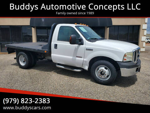 2007 Ford F-350 Super Duty for sale at Buddys Automotive Concepts LLC in Bryan TX
