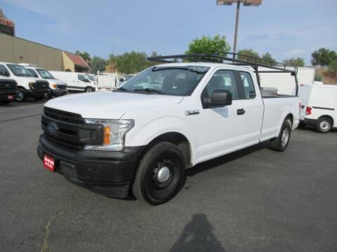 2019 Ford F-150 for sale at Norco Truck Center in Norco CA
