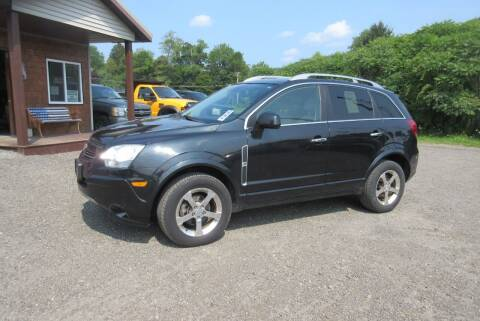 2012 Chevrolet Captiva Sport for sale at Clearwater Motor Car in Jamestown NY