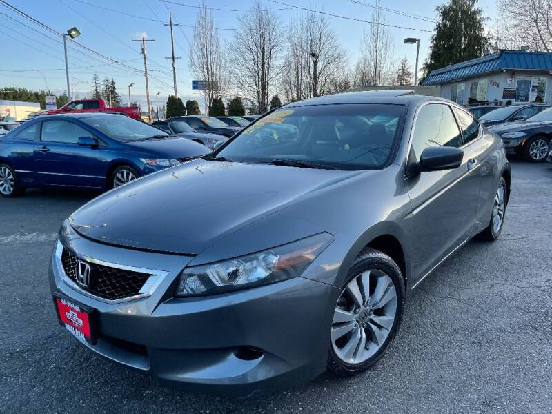 2008 Honda Accord for sale at Real Deal Cars in Everett WA