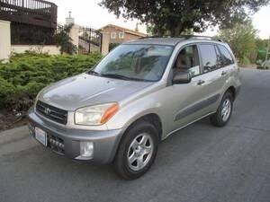2003 Toyota RAV4 for sale at Inspec Auto in San Jose CA