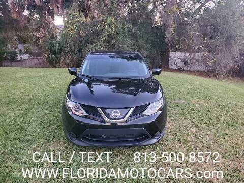 2018 Nissan Rogue Sport for sale at Florida Motocars in Tampa FL