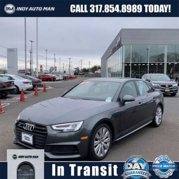 2018 Audi S4 for sale at INDY AUTO MAN in Indianapolis IN