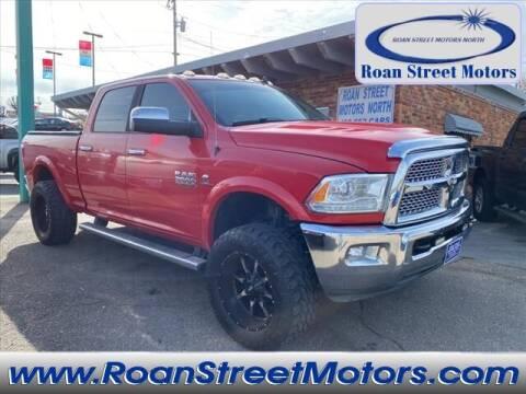 2014 RAM Ram Pickup 3500 for sale at PARKWAY AUTO SALES OF BRISTOL - Roan Street Motors in Johnson City TN
