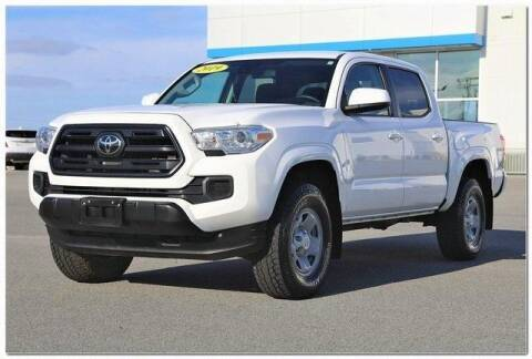 2019 Toyota Tacoma for sale at WHITE MOTORS INC in Roanoke Rapids NC