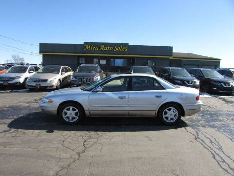 2004 Buick Regal for sale at MIRA AUTO SALES in Cincinnati OH