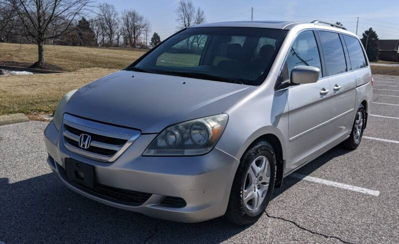 2007 Honda Odyssey for sale at Old Monroe Auto in Old Monroe MO