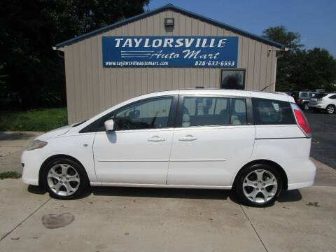 2008 Mazda MAZDA5 for sale at Taylorsville Auto Mart in Taylorsville NC