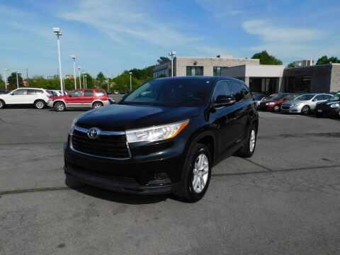 2014 Toyota Highlander for sale at Paniagua Auto Mall in Dalton GA