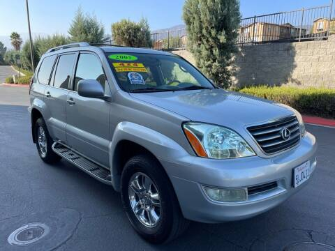 2005 Lexus GX 470 for sale at Select Auto Wholesales in Glendora CA