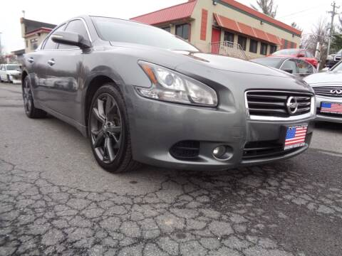 2014 Nissan Maxima for sale at Quickway Exotic Auto in Bloomingburg NY