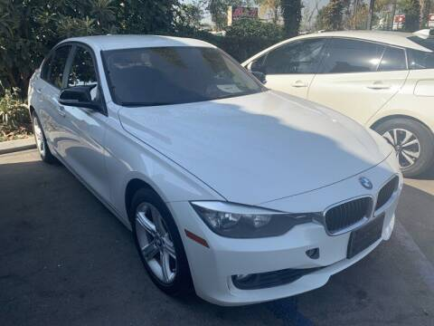 2012 BMW 3 Series for sale at Best Car Sales in South Gate CA