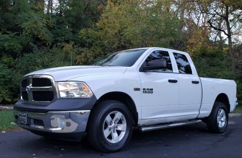 2014 RAM Ram Pickup 1500 for sale at The Motor Collection in Columbus OH