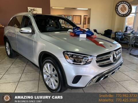 2020 Mercedes-Benz GLC for sale at Amazing Luxury Cars in Snellville GA